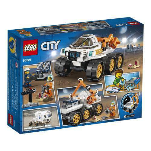 Lego City ~ Rover Testing Drive