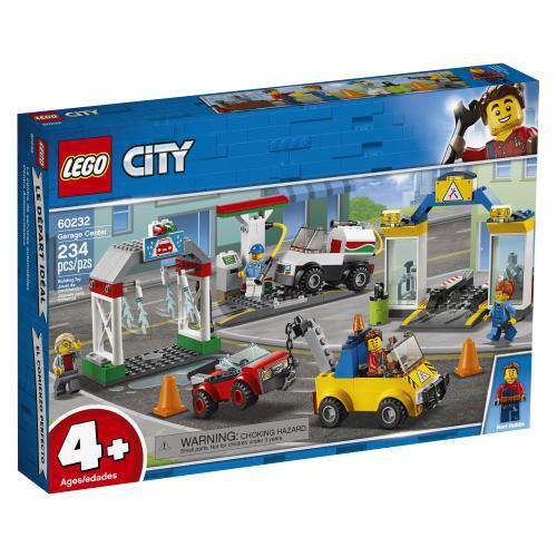 Lego City ~ Garage Center