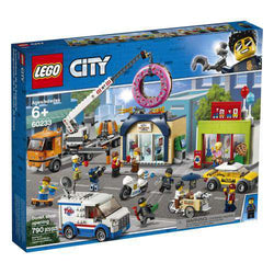 Lego City ~ Donut Shop Opening
