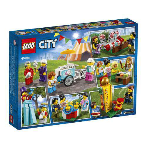 Lego City ~ People Pack - Fun Fair