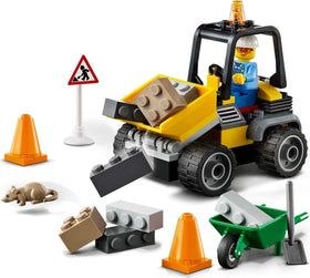 Lego City ~ Roadwork Truck