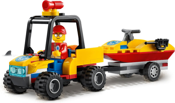 Lego City ~ Beach Rescue ATV