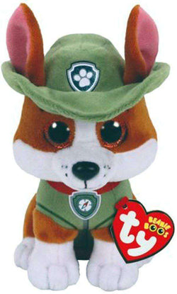 TY Beanie Babies | Beanie Boos | Paw Patrol Collection ~ Tracker