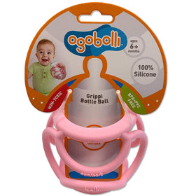OgoSport | Grippi Bottle Ball ~ Pink
