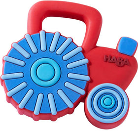Haba | Tractor Silicone Teether