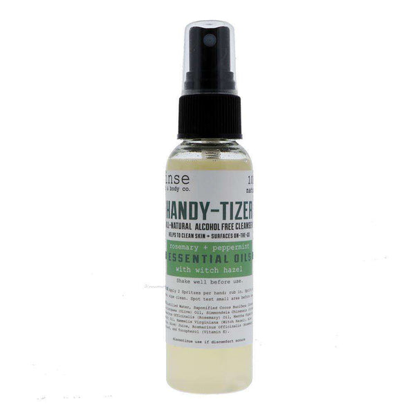 Rinse Bath Body Inc - HandyTizer - Rosemary Mint