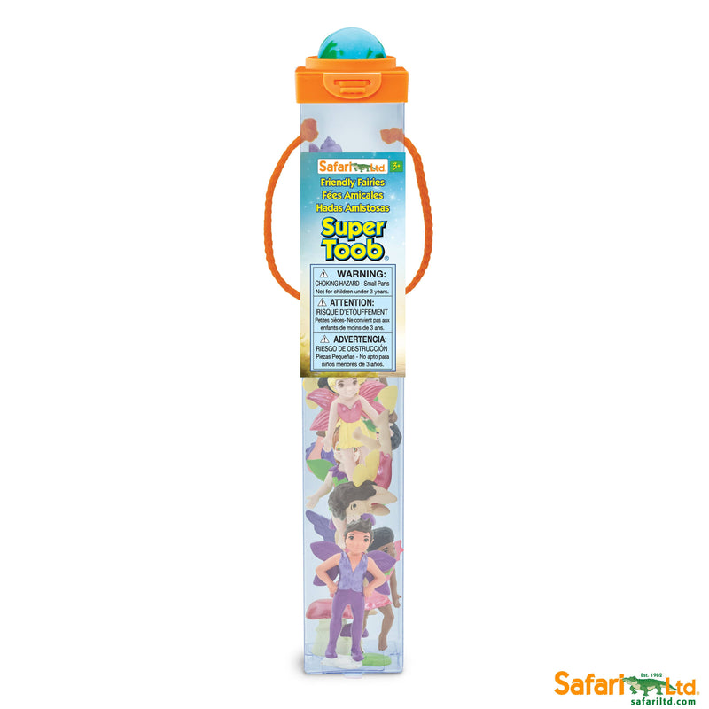 Safari LTD | Super Toob ~ Friendly Fairies