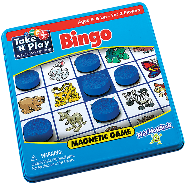 Playmonster | Take N Play ~ Bingo