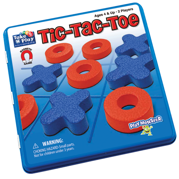Playmonster | Take N Play ~ Tic Tac Toe