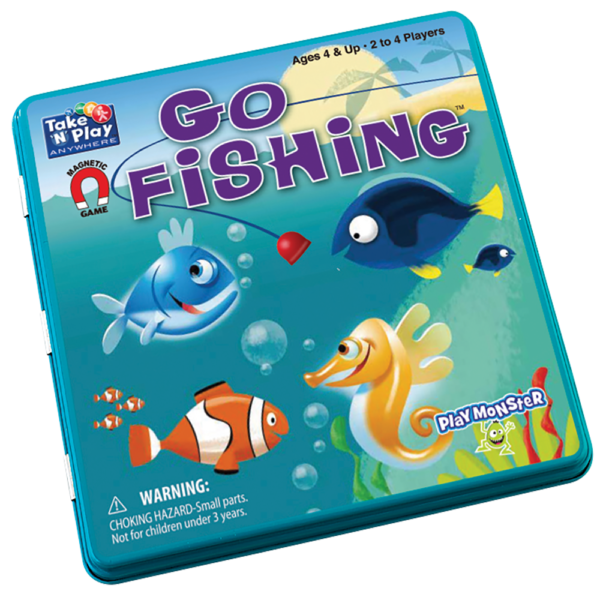 Playmonster | Take N Play ~ Go Fishing