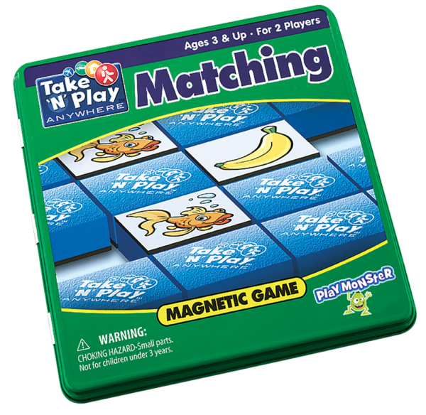 Playmonster | Take N Play ~ Matching