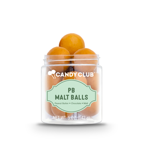 Candy Club | Spring Collection ~ PB Malt Balls