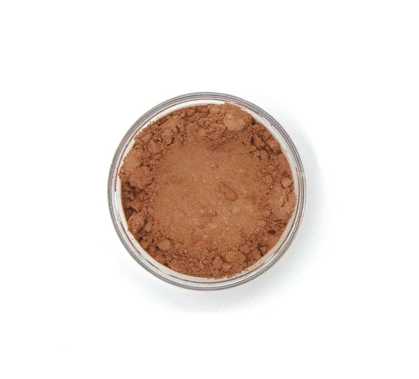 Pin Up Cosmetics - Honey Bunny Mineral Foundation Dark Cool Undertons