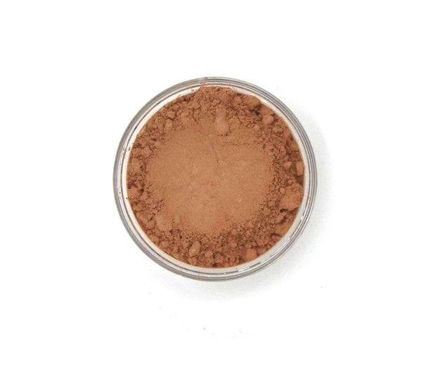 Pin Up Cosmetics - Betty Sue Mineral Foundation Dark/Neutral Undertones