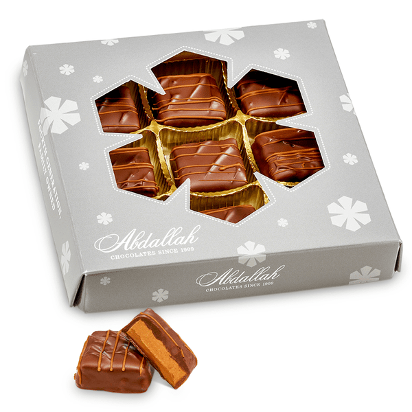 Abdallah Chocolate | Holiday Selection ~  Peanut Butter Crisp
