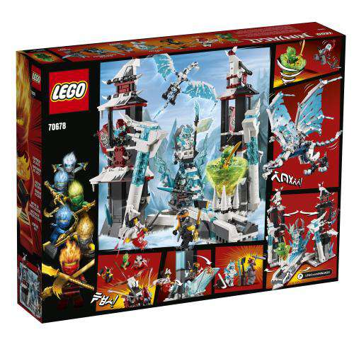 Lego Ninjago ~ Castle of the Forsaken Emperor