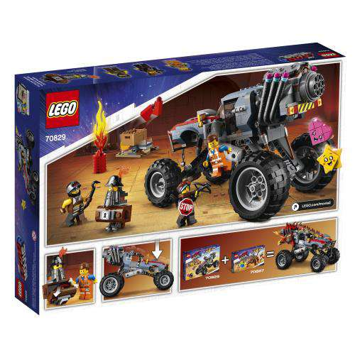 Lego | Lego Movie 2 ~ Emmet And Lucy's Escape Buggy! *final sale*