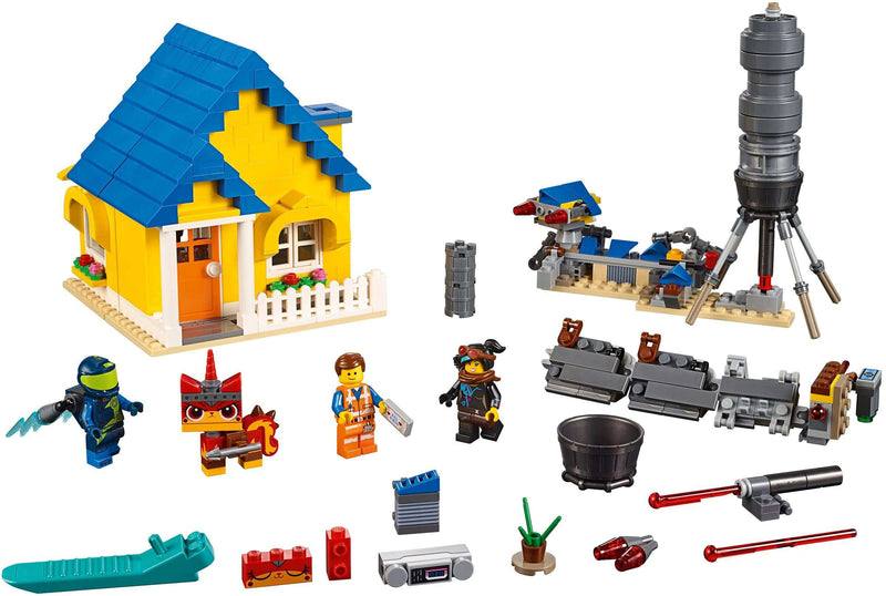 Lego | Lego Movie 2 ~ Emmet's Dream House/Rescue Rocket! *final sale*