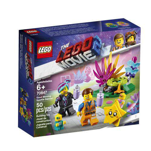 Lego | Lego Movie 2 ~ Good Morning Sparkle Babies
