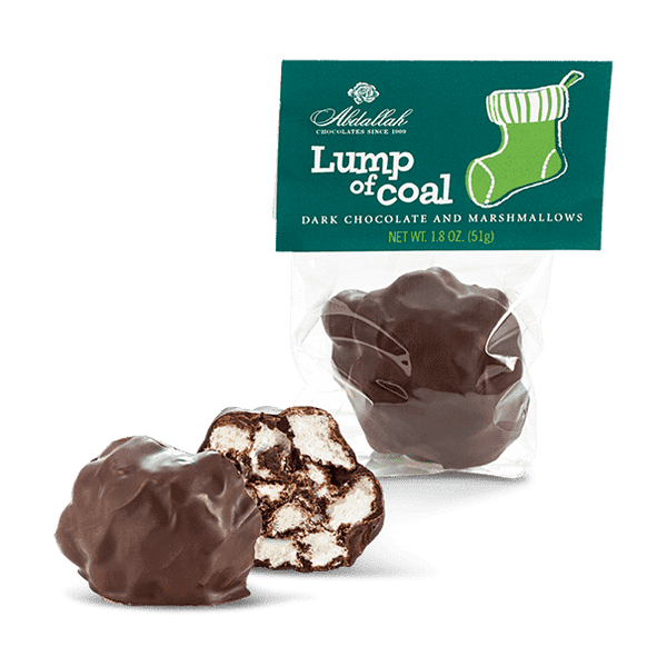 Abdallah Chocolate | Holiday Selection ~ Lump Of Coal