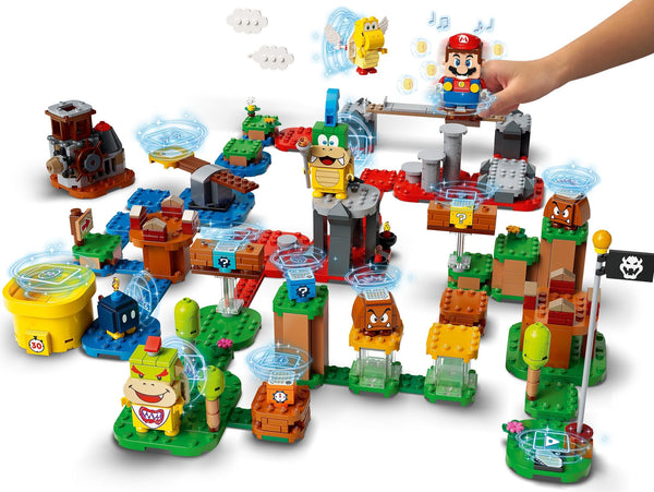 Lego | Super Mario ~ Master Your Adventure Maker Set
