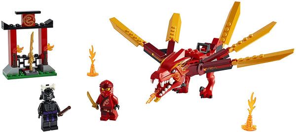 Lego Ninjago ~ Kai's Fire Dragon