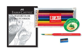 Faber - Castell | Watercolor Pencil Art