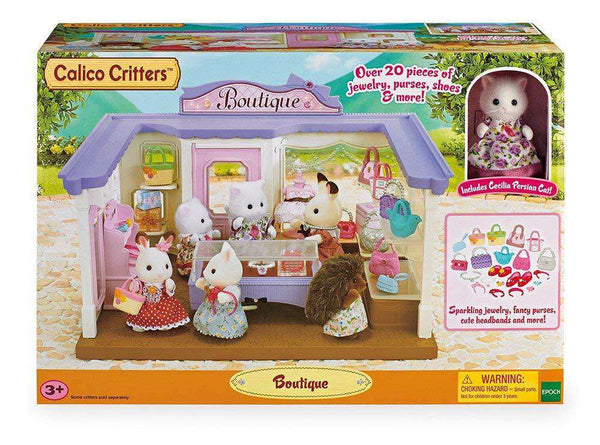 Calico Critters | Homes & Environments ~ Boutique