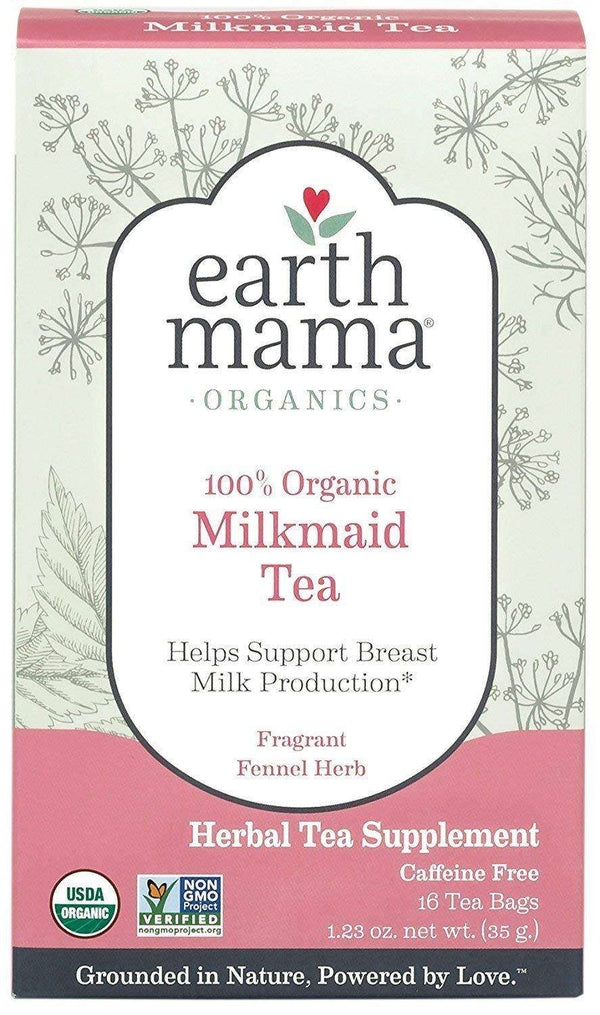 Earth Mama Angel Baby | Organic Milkmaid Tea