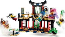 Lego Ninjago ~ Tournament of Elements
