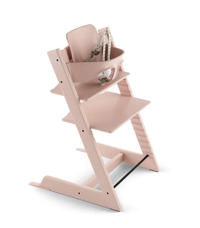 Stokke Tripp Trapp® High Chair Set | Serene Pink