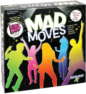 Playmonster | Mad Moves