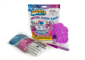 Mad Mattr Go Crazy Dough Pack ~ Unicorn Sparkle
