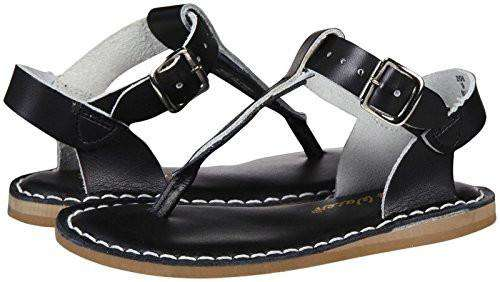 Salt Water T-Thong Sandal | Black (adult)