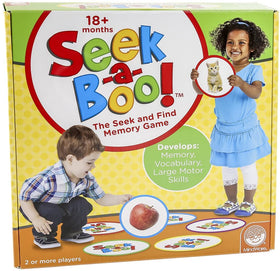 Mindware | Seek A Boo Memory Game