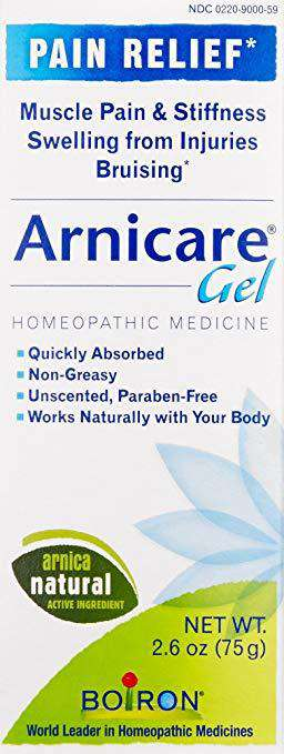 Boiron ~ Arnicare Gel for pain relief| 1.5 oz
