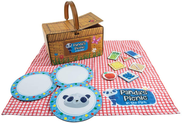 Peaceable Kingdom | Panda's Picnic