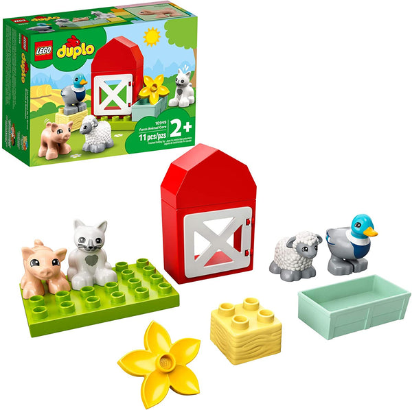 Lego |  Duplo ~ Farm Animal Care