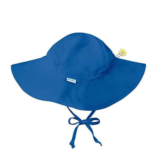 I Play | Brim Sun Protection ~ Royal Blue