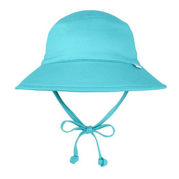 I Play | Breatheasy Protection Sun Hat ~ Aqua