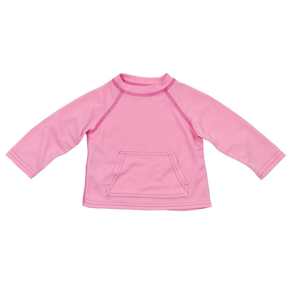 I Play | Breatheasy Sun Protection Shirt ~ Light Pink