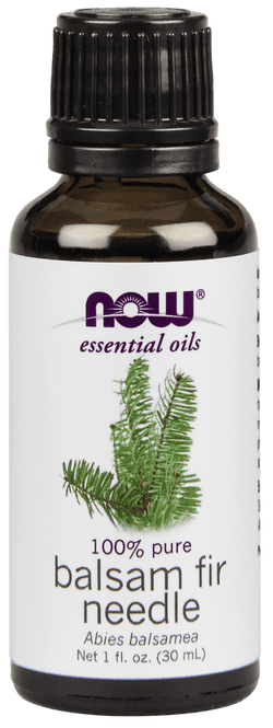 Now Solutions | Balsam Fir Oil - 1 oz.