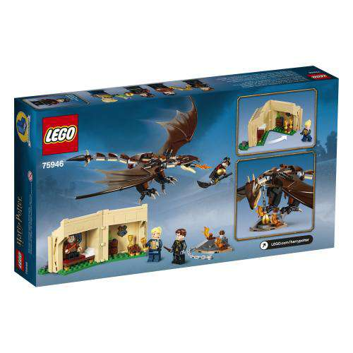 Lego | Harry Potter ~ Hungarian Horntail Triwizard