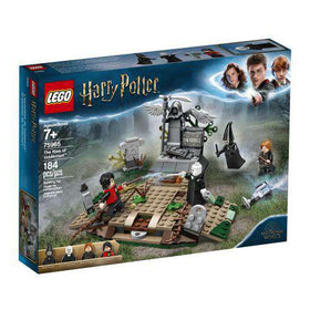 Lego | Harry Potter ~ The Rise of Voldemort
