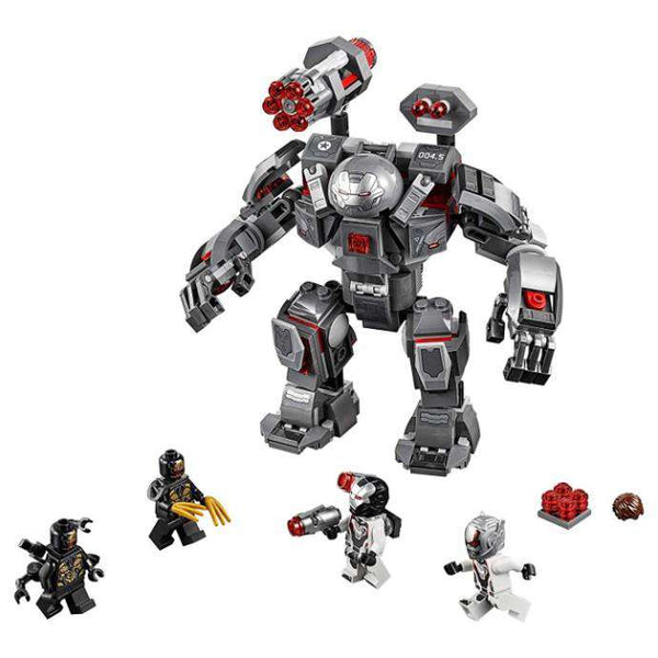 Lego | Marvel Super Hero ~ War Machine Buster