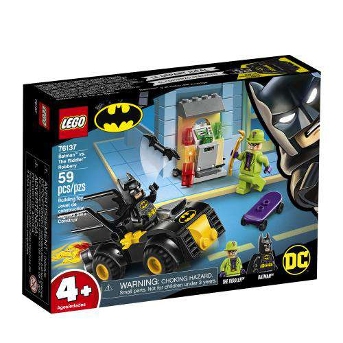 Lego | DC Super Heros ~ Batman™ vs. The Riddler Robber