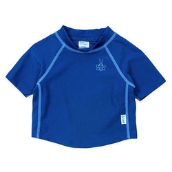 I Play | Short Sleeve Rashguard Shirt ~ Royal Blue