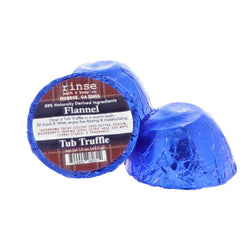 Rinse Bath Body Inc - Tub Truffle - Flannel