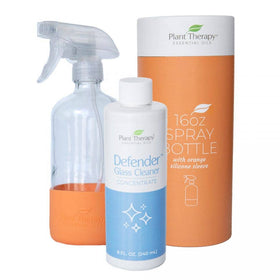 Plant Therapy - Glass Spray Bottle & Defender Glass Cleaner