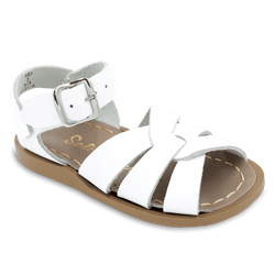 Salt Water Original Sandal | White (children's)